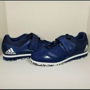 adidas Powerlift 3.1 Weightlifting Shoes 14, Navy